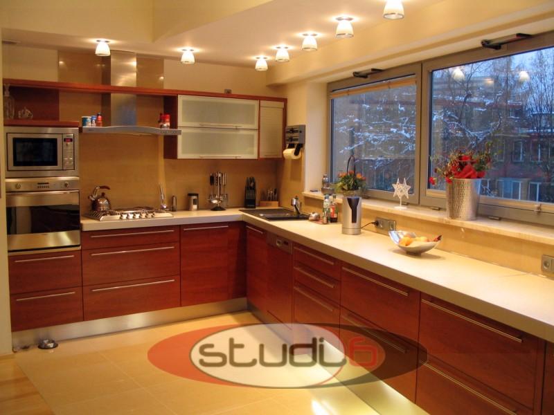Meble kuchenne na wymiar Studio6