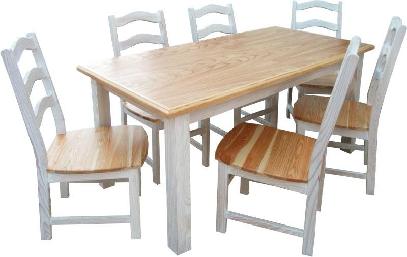 Stoły Drewniane Rozkładane I Nierozkładane Od Producent